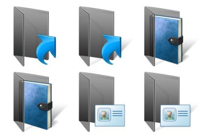 Glass Folder thumbnails