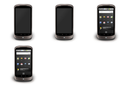 Google Nexus One thumbnails