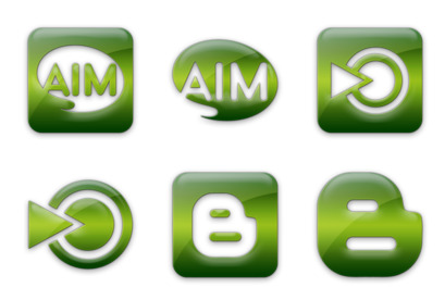 green-jelly-social-media icons thumbnails