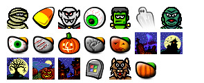 halloween-3999 icons thumbnails