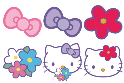 Hello Kitty thumbnails