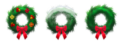 Holiday Wreaths thumbnails