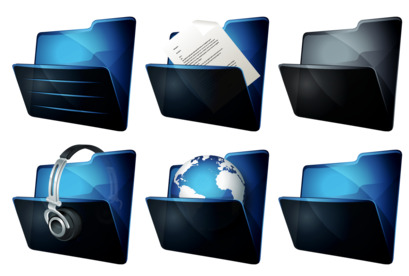 HP Dock thumbnails