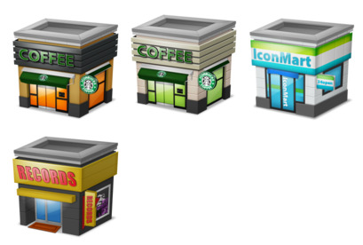Icon Shop thumbnails