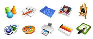Icons for Designers thumbnails