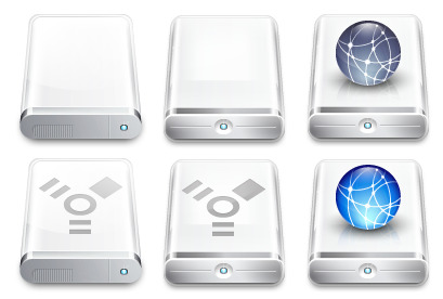 idrives icons thumbnails