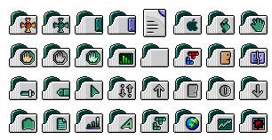 iMacOS thumbnails
