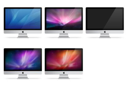 iMacs icons thumbnails