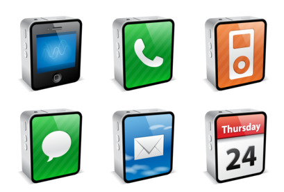 iphone-4-mini icons thumbnails