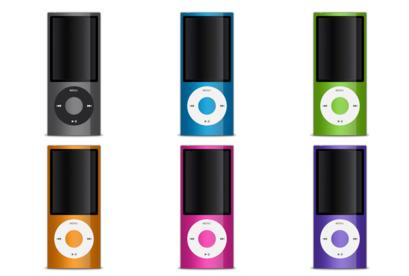 iPod Nano 5G thumbnails