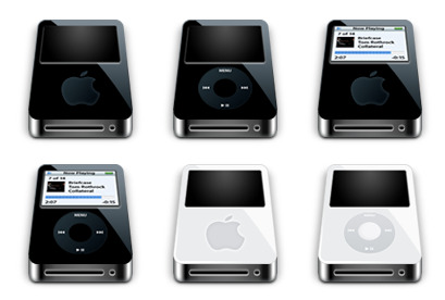 ipod-nano-drives icons thumbnails
