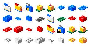 microserfs-blox icons thumbnails