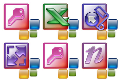 Microsoft Office 2003 thumbnails