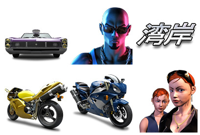 Midnight Club II thumbnails