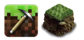 minecraft icons thumbnails