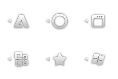 mnml icons thumbnails
