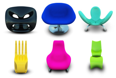 Modern Chairs thumbnails