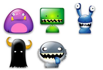 Monster thumbnails