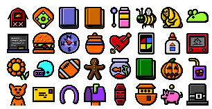 more-kidcons icons thumbnails