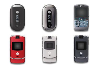 Motorola thumbnails