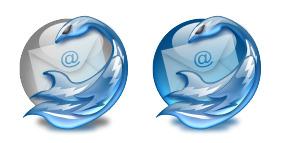 Mozilla Thunderbird thumbnails