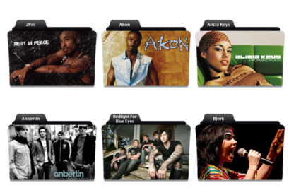 Music Artists 2 thumbnails