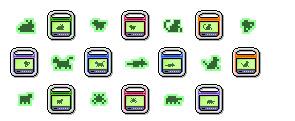 NanoPets thumbnails