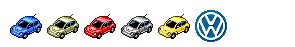 new-beetle icons thumbnails