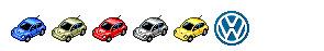 New Beetle thumbnails