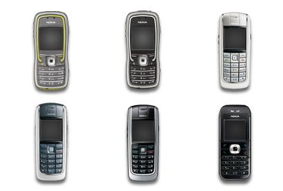 Nokia thumbnails