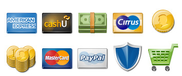 Payment Icon Set thumbnails