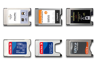 PC Card Readers thumbnails