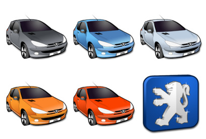 Peugeot 206 thumbnails