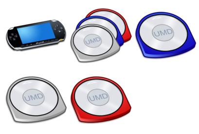 Playstation Portable (PSP) thumbnails