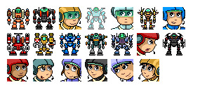 Robot Boys & Mecha Girls thumbnails