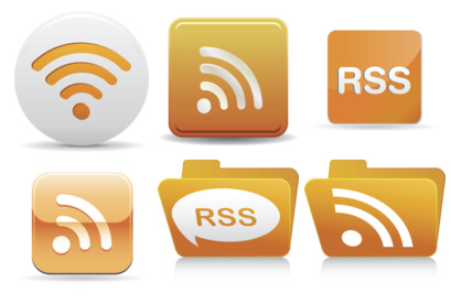 RSS Icons thumbnails