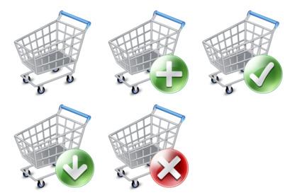 Shopcart thumbnails