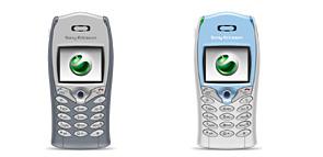 Sony Ericsson T68i thumbnails