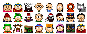 South Park thumbnails