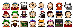 South Park thumbnails