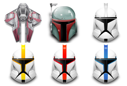 star-wars-1 icons thumbnails
