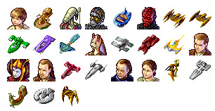 Star Wars: The Phantom Menace thumbnails