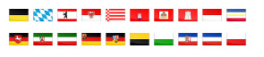 States of Germany thumbnails