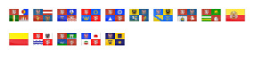 states-regions-czech-republic icons thumbnails