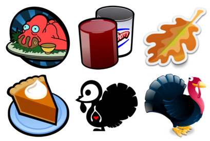thanksgiving-2009 icons thumbnails