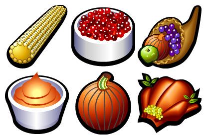 thanksgiving-amp-christmas icons thumbnails