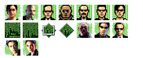 The Matrix thumbnails