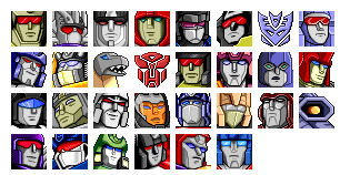 The Transformers thumbnails