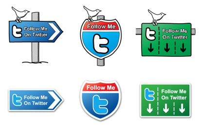 twitter-2 icons thumbnails