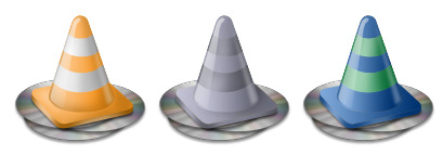 videolan-client icons thumbnails